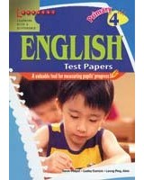 English test papers primary 4
