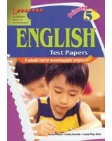 English test papers primary 5