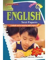 English test papers primary 6