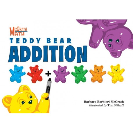 Teddy Bear Addition (Mcgrath Math)