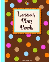 Dots on Chocolate - Lesson Plan Book