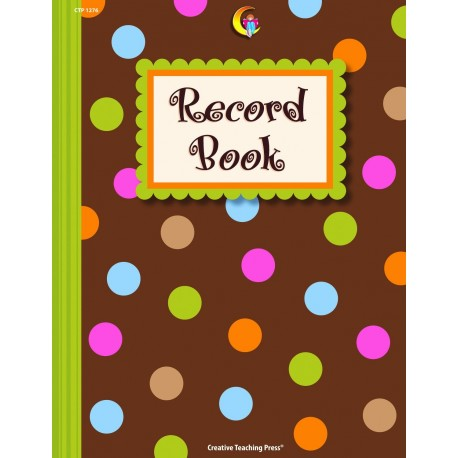 Dots on Chocolate - Record book