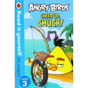 Angry Birds: Cheer Up, Chuck - Read it yourself with Ladybird: Level 3