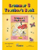 Jolly Phonics - Grammar 3 Teacher's book