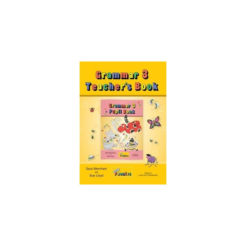 jolly phonics grammar books pdf