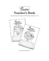 Jolly Phonics - Teacher's book 1 and 2