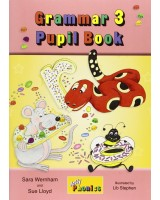 Jolly phonics - Grammar 3 Pupil book