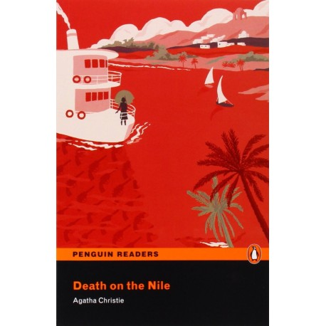 Death on the Nile Book and MP3 Pack (Penguin Readers 5)