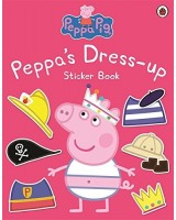 Peppa Pig: Peppa Dress-Up Sticker Book