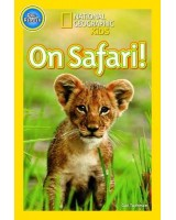 On Safari - National Geographic Kids pre-reader