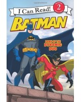 Batman Classic: Dawn of the Dynamic Duo (I Can Read Book 2)