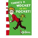There's A Wocket In My Pocket: Blue Back Book (Dr Seuss - Blue Back Book)