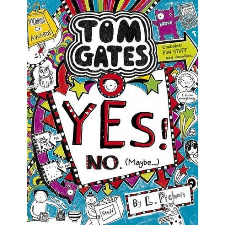 Yes! No (Maybe...) (Tom Gates)