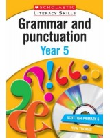 Grammar and Punctuation Year 5 (New Scholastic Literacy Skills)