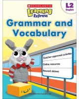 Grammar and Vocabulary (Scholastic Learning Express) L2
