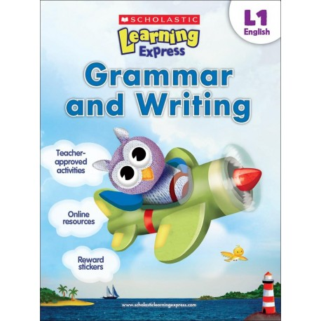 Grammar and Writing (Scholastic Learning Express) L1