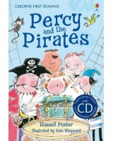 Percy and the pirates CD