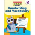 Scholastic Learning Express Level 1: Handwriting and Vocabulary