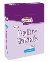 Healthy Habitats Complete Unit CD-ROM - Year 4