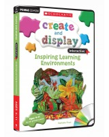 nspiring Learning Environments (Create & Display Interactive) CD-ROM