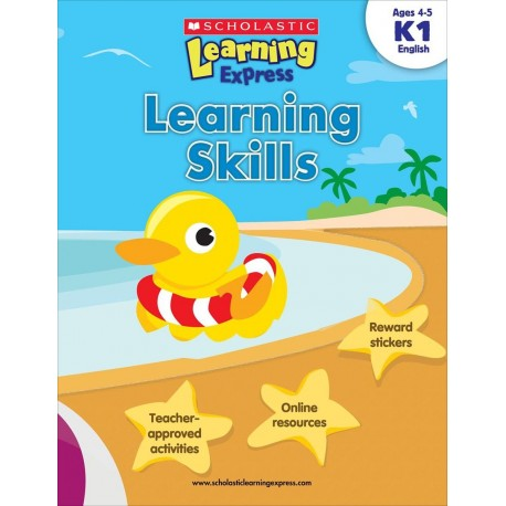 Scholastic Learning Express: Learning Skills K1