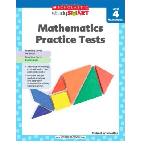 Mathematics Practice Tests Level 4