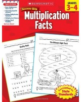Success with Multiplication Facts, Grades 3-4