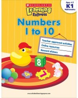 Learning Express: Numbers 1 to 10