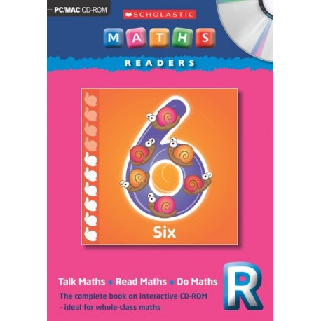 Maths Readers Reception: Six CD-ROM