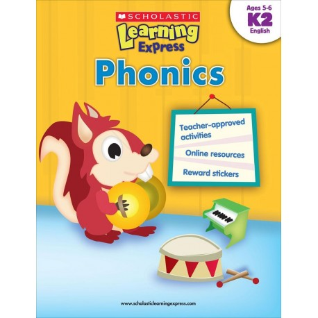 Learning Express: Phonics K2