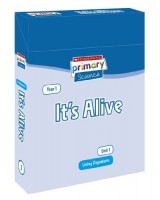 Scholastic Primary Science: Living Organisms Year 1 Pack - It's Alive