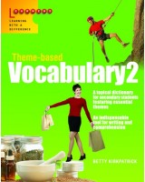 Theme-based vocabulary 2