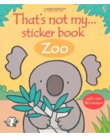 Zoo (That's Not My Sticker Book)