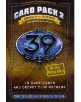 THE 39 CLUES: CARD PACK-4 FOR BOOKS 9 AND 10
