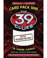 The 39 clues Cahulls Vs Vespers (pack 1)