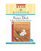 Read & respond  activities based on Farmer duck K1
