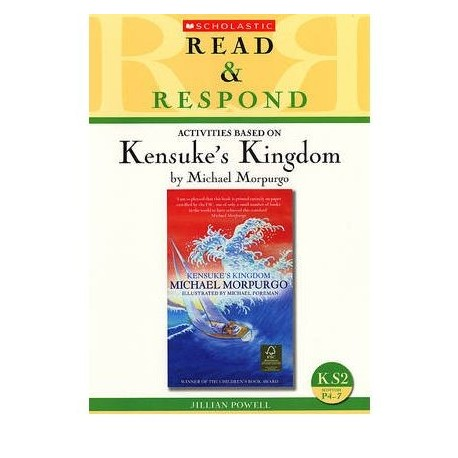 Read & respond  activities based on Kensuke's kingdom