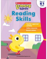 Scholastic Learning Express: Reading Skills K1