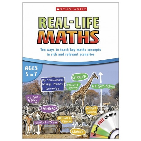 Real Life Maths: Ages 5-7