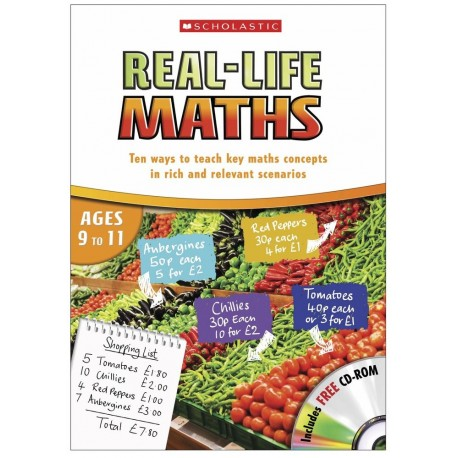 Real Life Maths: Ages 9-11