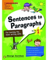 Sentences to paragraphs book 1