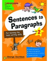 Sentences to paragraphs book 2