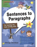 Sentences to Paragraphs 4