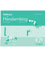 Penpals for Handwriting: Foundation 2/Primary 1 Practice Book 1