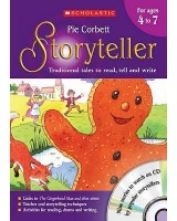 The Storyteller For Ages 4-7: Traditional Tales To Read, Tell And Write