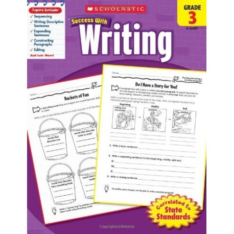 Success with Writing, Grade 3