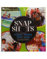 Snapshots™ Critical Thinking Photo Cards, Grades PreK–K