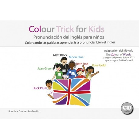Colour trick for kids (In English)