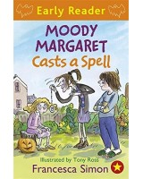Moody Margaret cats a spell (Early reader)