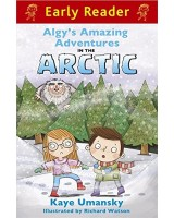Algy's amazing adventures in the artic (Early Reader)